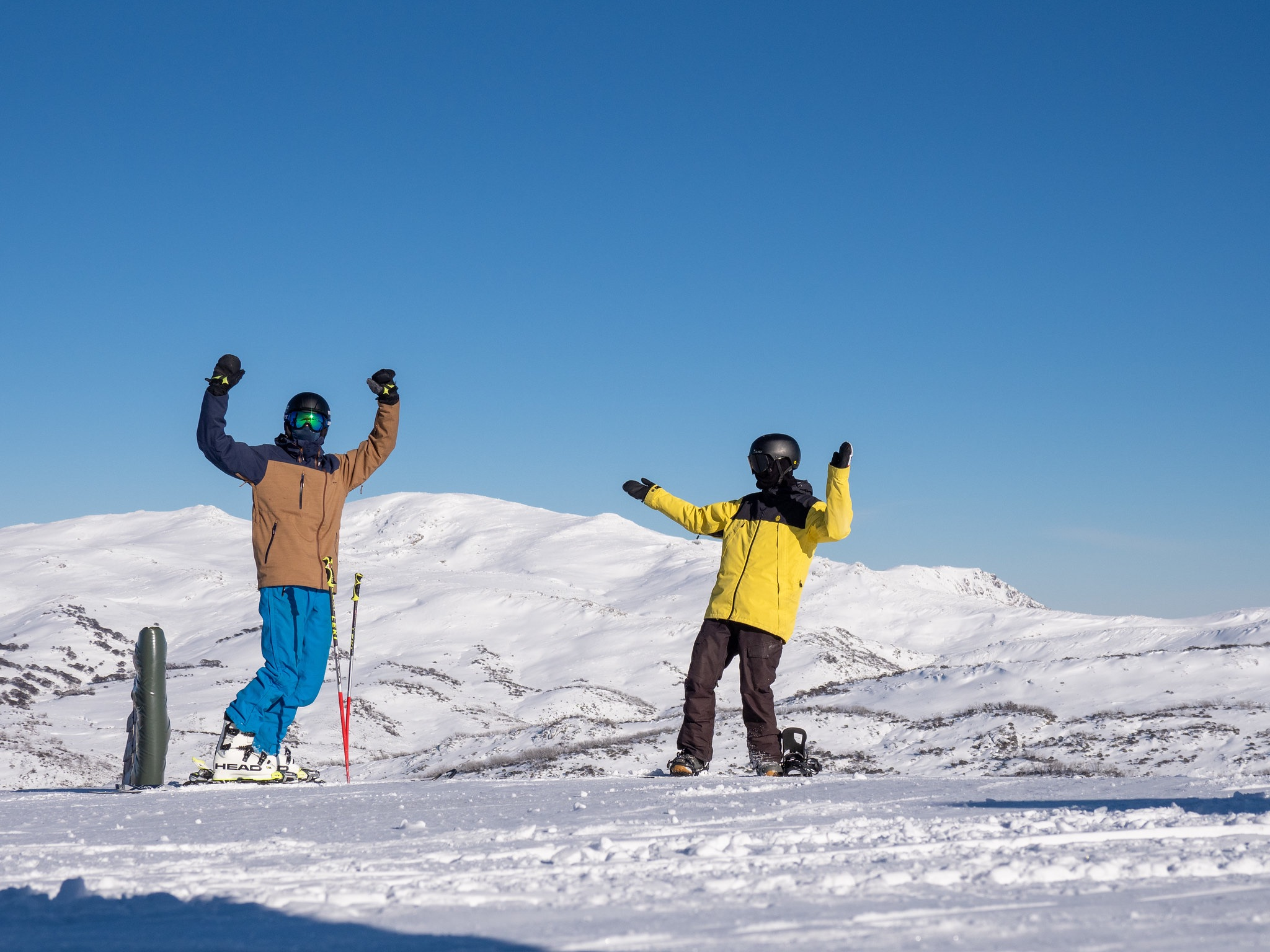 Ski or Snowboard at Perisher with the 2021 Epic Australia Pass
